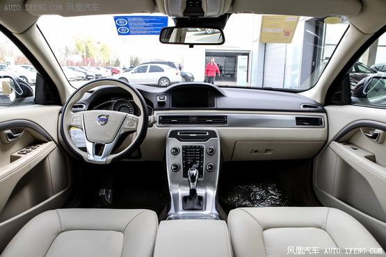 2014款 沃尔沃S80L T5 智逸版