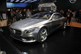奔驰S级Coupe 概念车