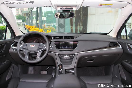 2016款 凯迪拉克XT5 28T 四驱豪华型