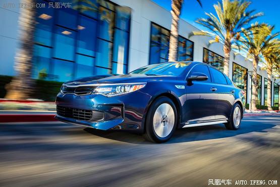 2017款 起亚K5 Hybrid(美版)-国力起亚K5可优惠2.8万元 现车