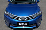 2016款 丰田卡罗拉 1.2T CVT