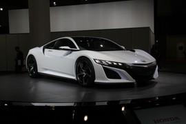 本田NSX Concept