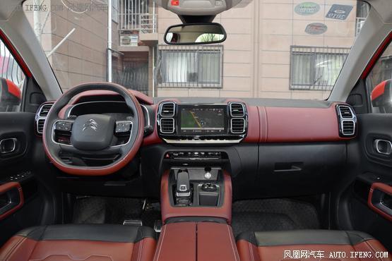 2017款 雪铁龙天逸 380THP 自动旗舰型