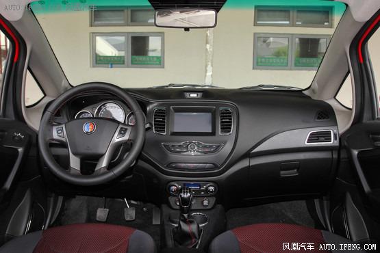 2015款 吉利英伦C5 两厢 1.5L 手动尊贵型