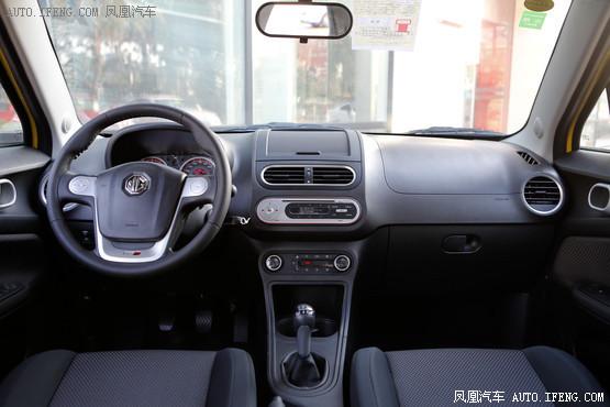 2014款 MG3 1.5L 手动精英版