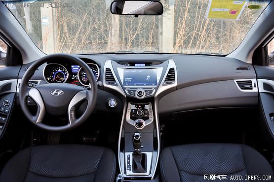 2013款 现代朗动 1.6L 自动领先型