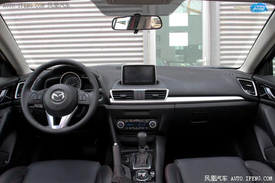 2014款 马自达3 Axela 昂克赛拉 两厢 1.5L 自动尊贵型