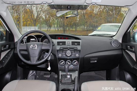 2015款 马自达3星骋 三厢 1.6L 自动舒适型