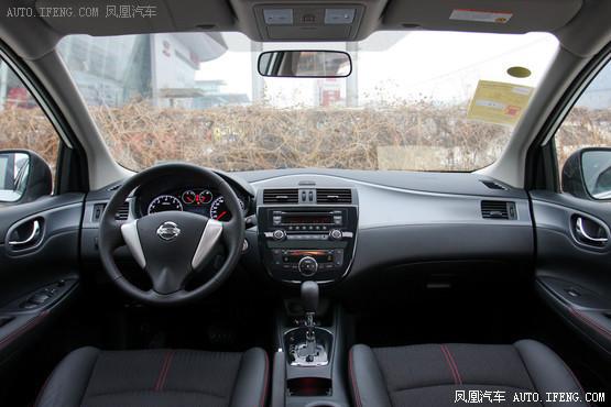 2011款 日产骐达 1.6T 自动炫动版 XV