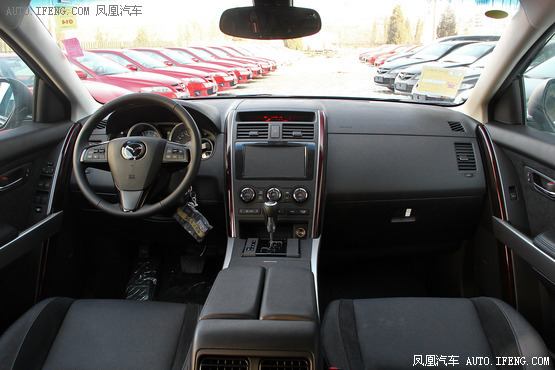 2013款 马自达CX-9 3.7L 自动基本型