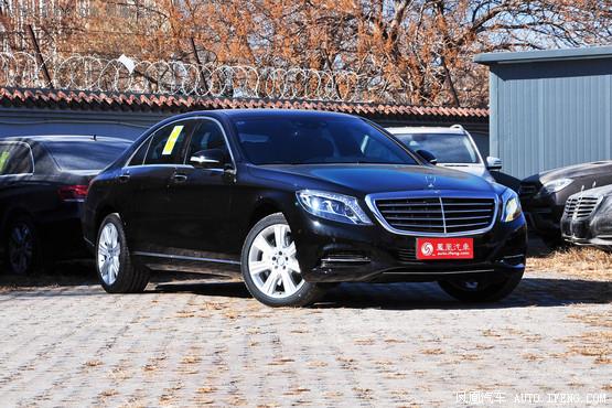 奔驰S级最高优惠9.2万 少量现车在售