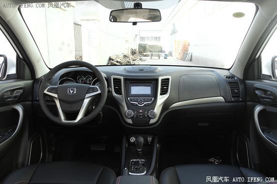 2012款 长安CS35 1.6L 自动豪华型