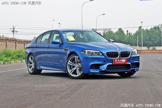 南宁宝远宝马M5优惠高达5.93万元