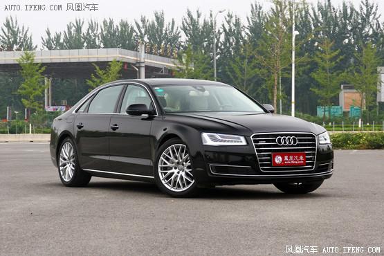 奥迪A8L最高现金优惠2万 天津现车在售
