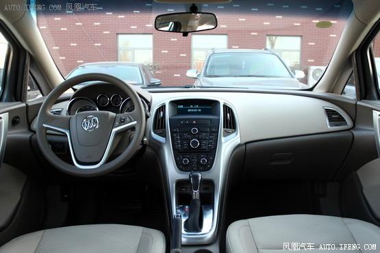 2013款 别克英朗GT 1.6L 自动时尚版-别克英朗GT最高优惠3.1万 现车图片