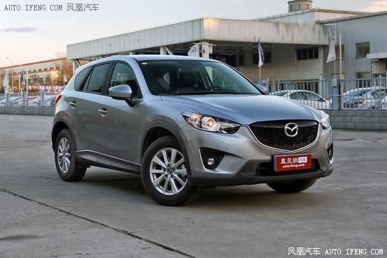 CX-5优惠8千元
