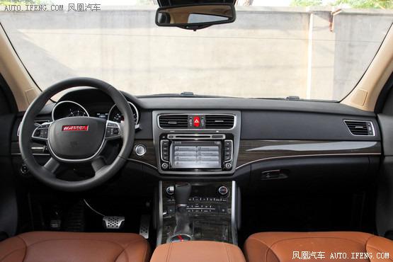 2015款 哈弗H8 2.0T 四驱豪华型