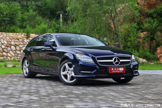 奔驰CLS优惠现金4.8万 有少量现车