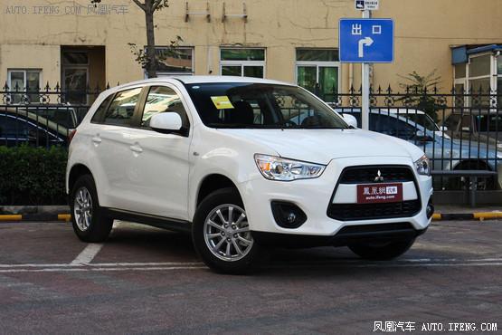 广汽三菱劲炫现金优惠0.4万元 现车销售