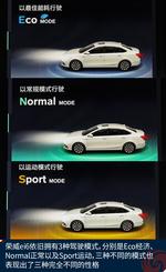 2017款 荣威ei6 45T 混动互联智臻版