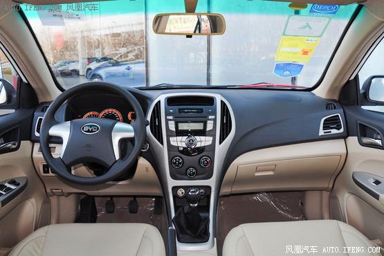 2015款 比亚迪F3 1.5L 手动豪华型 节能版