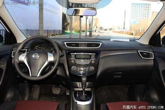 2016款 日产逍客 1.2T XE CVT时尚版