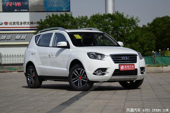吉利GX7南京最高优惠1万 可试乘试驾