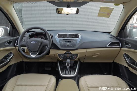 2017款 福特福睿斯 1.5L 自动舒适型