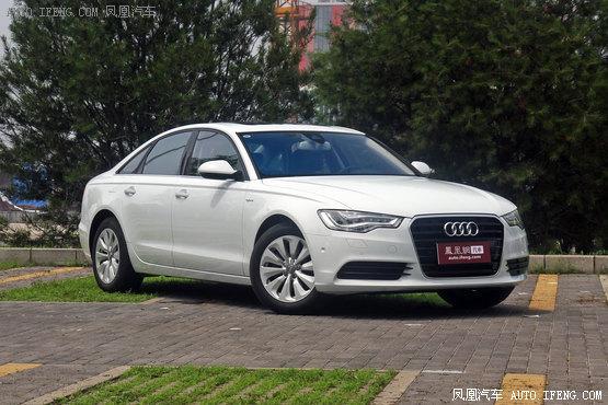 进口奥迪A6最高优惠3万元     现车销售