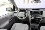 2012款 丰田Sienna 3.5L 四驱顶配