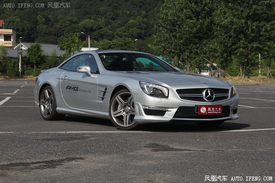 2013款 奔驰sl 63 amg高清图片