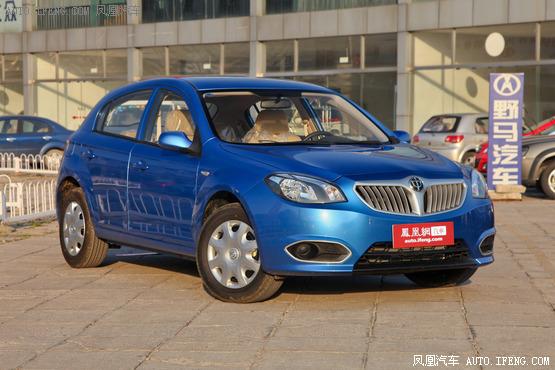 中华H320购车优惠0.3万元 店内现车充足