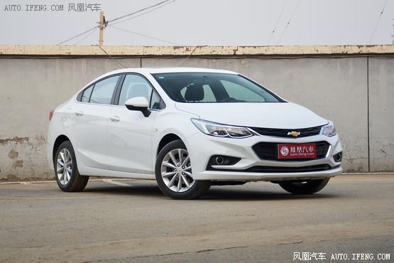 雪佛兰科鲁兹南京优惠1.7万 现车销售
