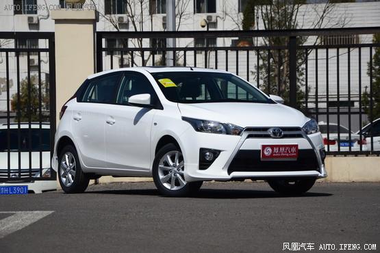 武汉丰田致炫直降0.8万元 现车有售