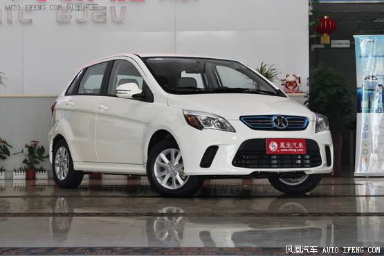 武汉北汽新能源EV160降9万 店内有现车