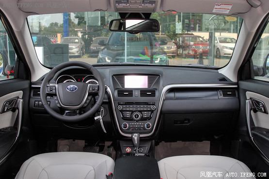 2015款 奔腾X80 2.0L 自动豪华型