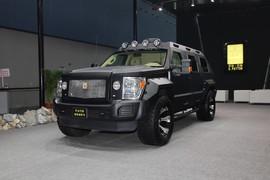 乔治巴顿SUV