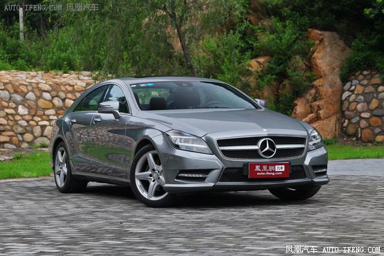 2013款奔驰cls四门轿跑车有少量cls300型现车销售.购车可优高清图片