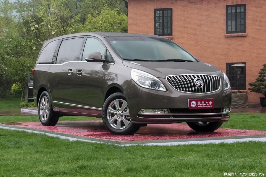 别克GL8新款现车特价 高级商务座驾特惠