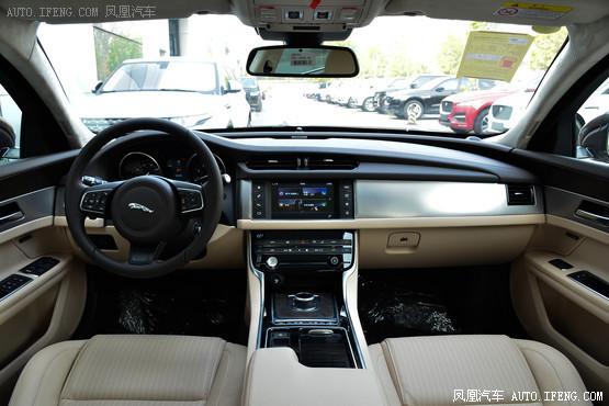 2016款 捷豹XFL 2.0T 200PS 豪华版