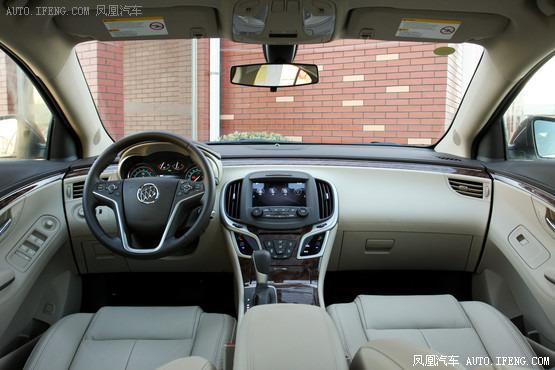 2013款 别克君越 2.4L SIDI 领先舒适型