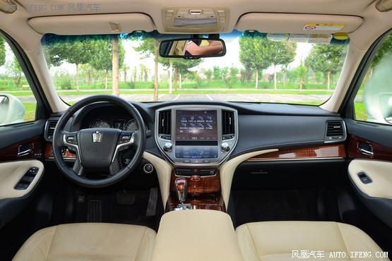 丰田皇冠优惠2.5万元 少量现车欢迎垂询