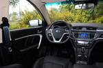 2017款 吉利帝豪 三厢百万款 1.5L CVT向上版