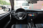 2018款 丰田雷凌 双擎 1.8H GS-V CVT尊贵版