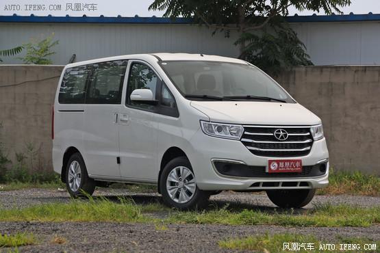 江淮瑞风M3火热销售中 5.98万元起