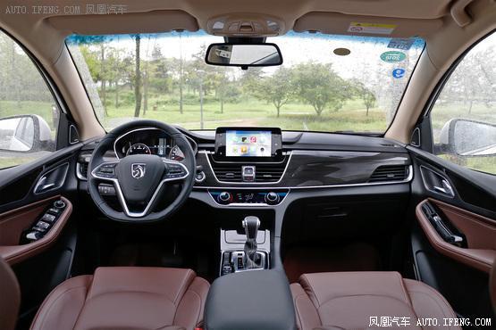 2017款 宝骏560 1.5T 自动旗舰型 7座