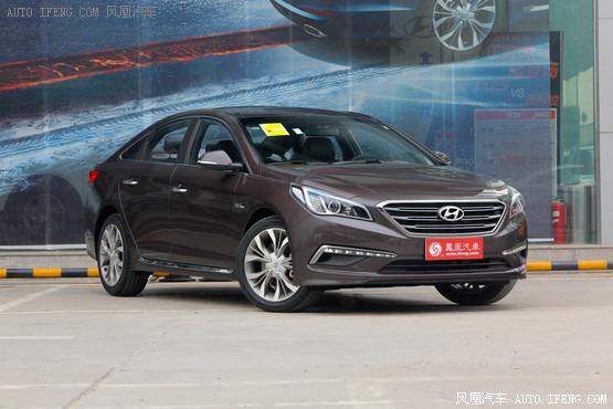 杭州现代索纳塔九优惠2.2万元 现车充足