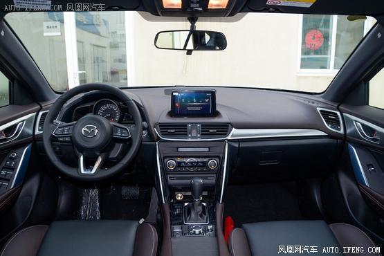 2018款 马自达CX-4 2.0L 自动两驱蓝天品位版