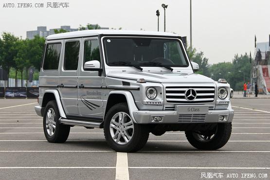 奔驰G级现车充足 售价169.8万元