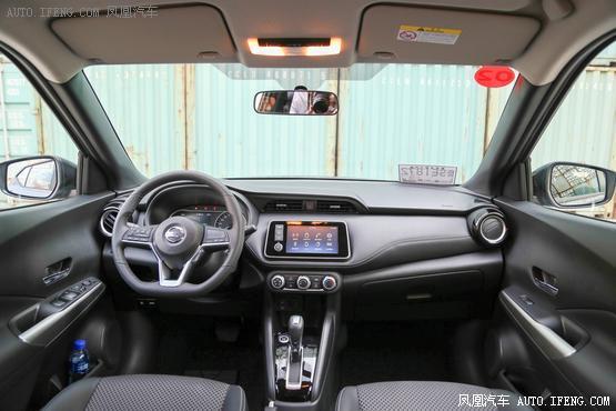 2017款 日产劲客 1.5L XV
